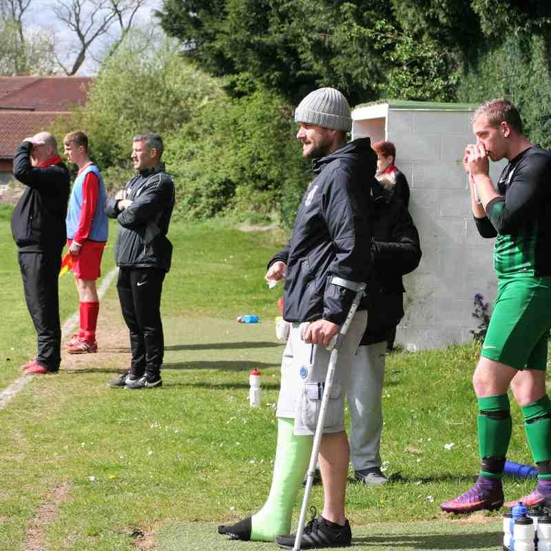 vs Burgh Athletic 15/04