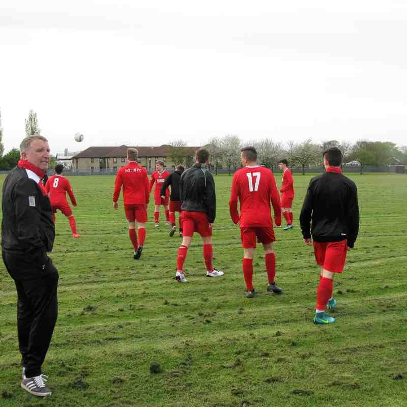 vs Skegness Utd 19/04