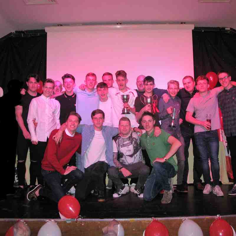 Development at Presentation Night 2017