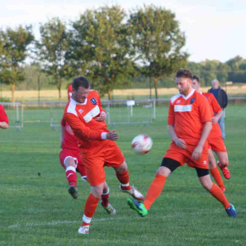 Home vs Louth Town 20/7/17
