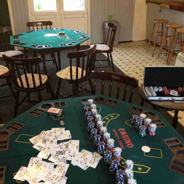 Rugby & Poker Saturday 17th of October