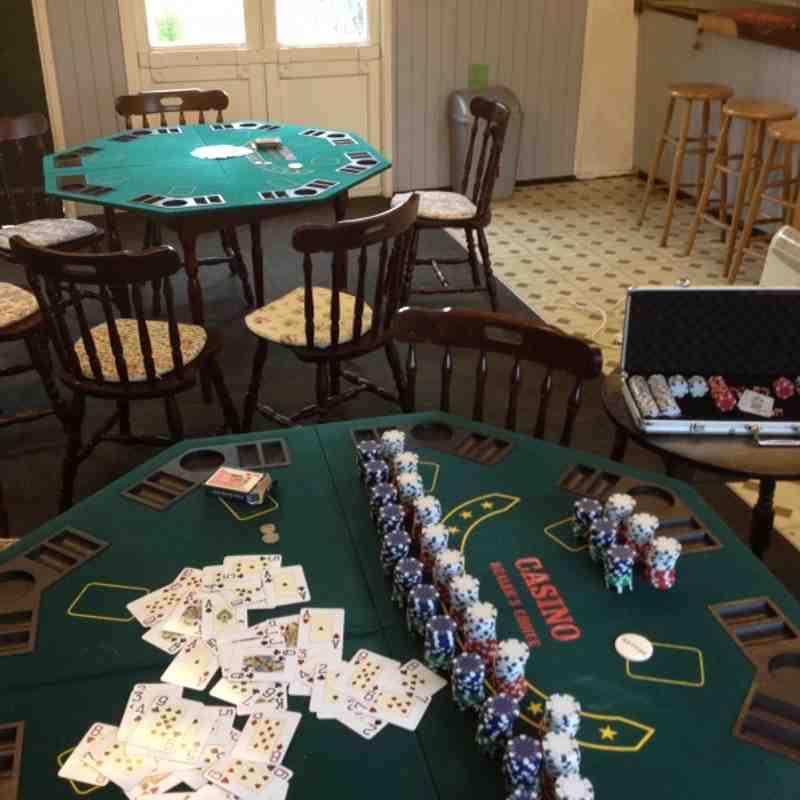 Poker Nights & Winners