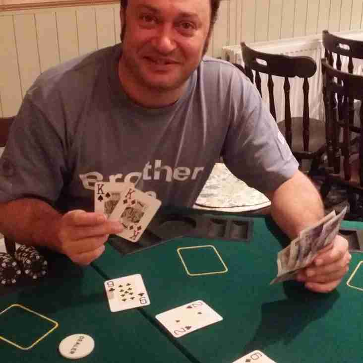 Poker & Pizza Night the 17th of January 7pm