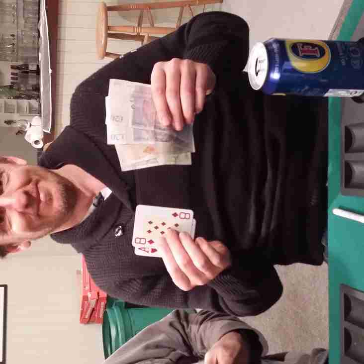Poker & Pizza Night the 18th of April 7pm