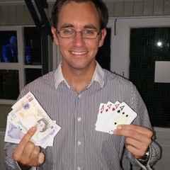 RCC Poker & Pizza Night 21st November 7pm