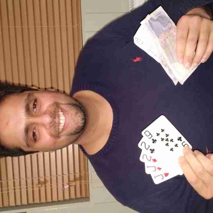 Poker, Pizza & Pukar Farewell Saturday 5th of December