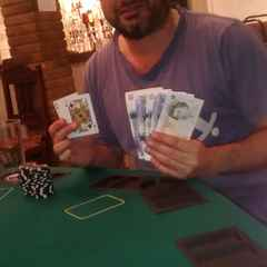 Poker & Pizza Night Saturday the 30th of January 7pm