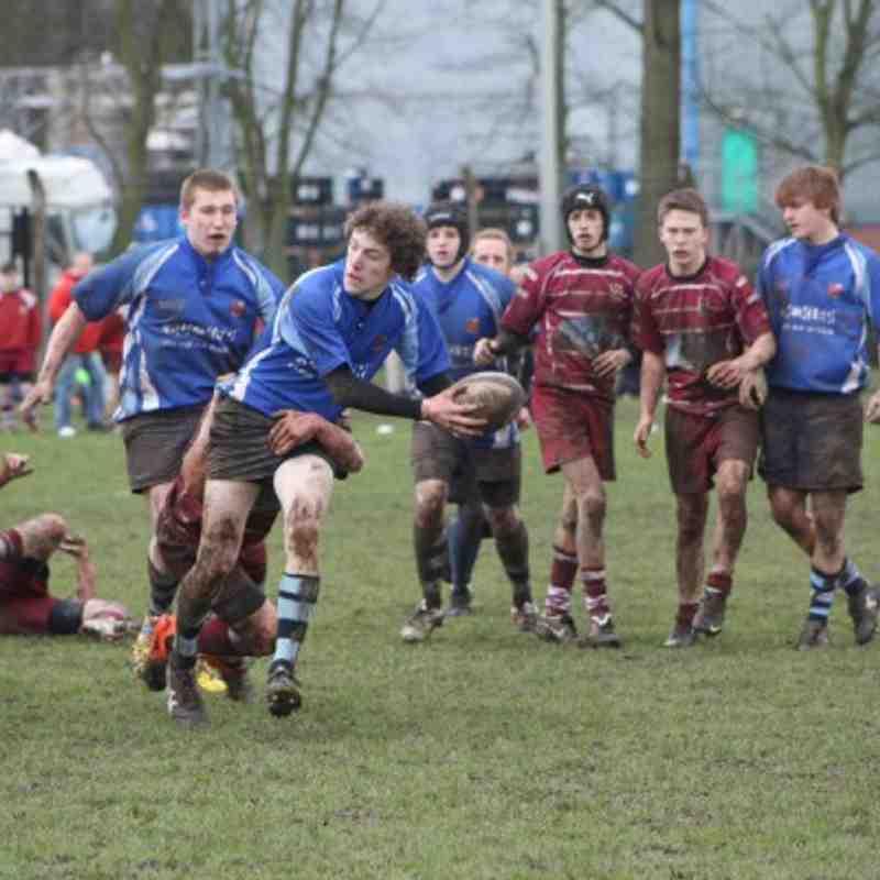2011 Feb U16s v Rochdale