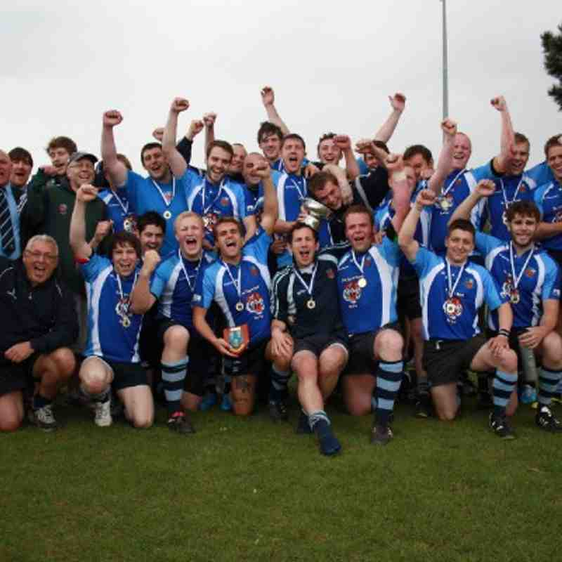 2011 Cheshire Bowl final v Dukinfield rugby club