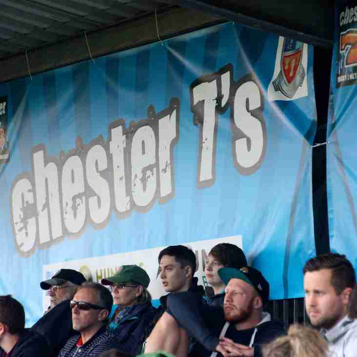 Chester 7's Make Burrows Hill Home