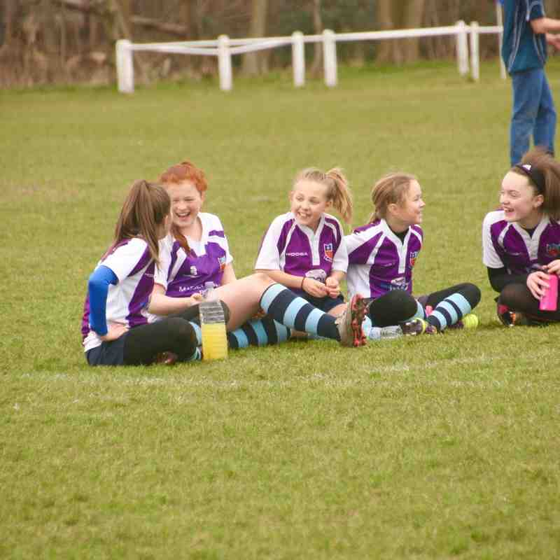 WPRFC Girls v Fethard RFC Touring team