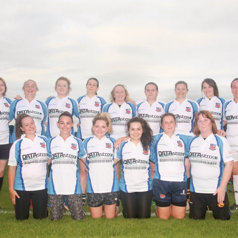 WPRFC Ladies lose to Oxfordshire Ladies 15 - 20