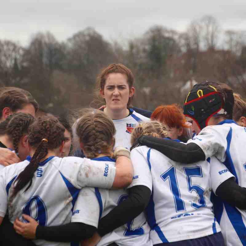WPRFC Ladies 33 v Cannock rufc Ladies 10