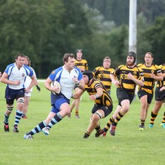 190817 Pre-season friendly v Flint RUFC