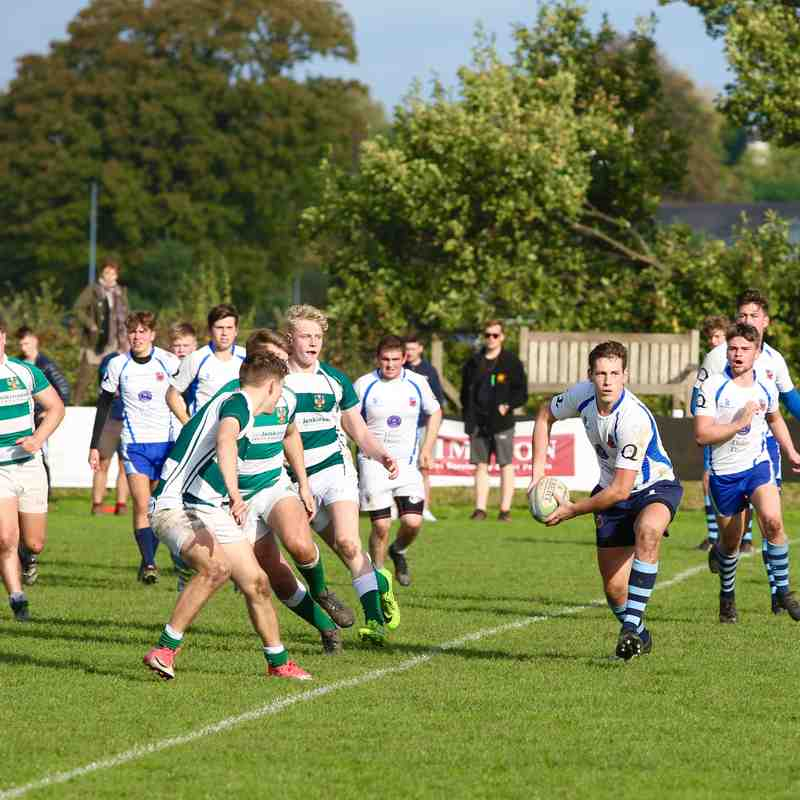 Snr Colts v Penrith rufc