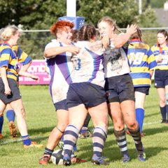 WPRFC Ladies v Burnley rufc Ladies