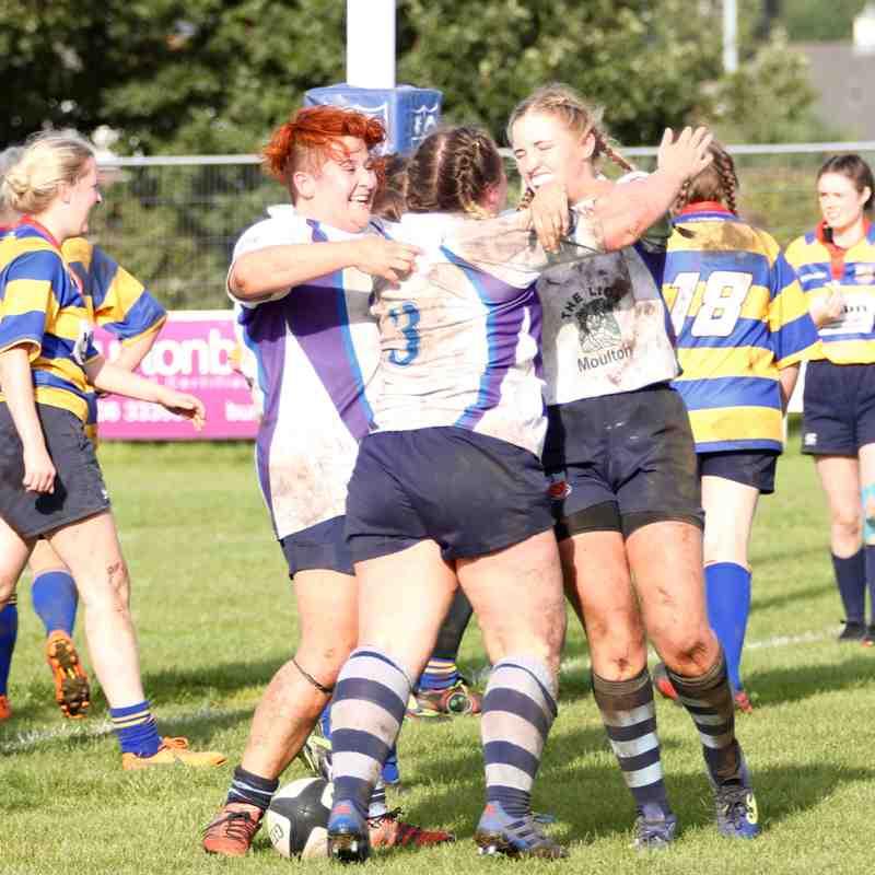 WPRFC Ladies v Burnley rufc Ladies
