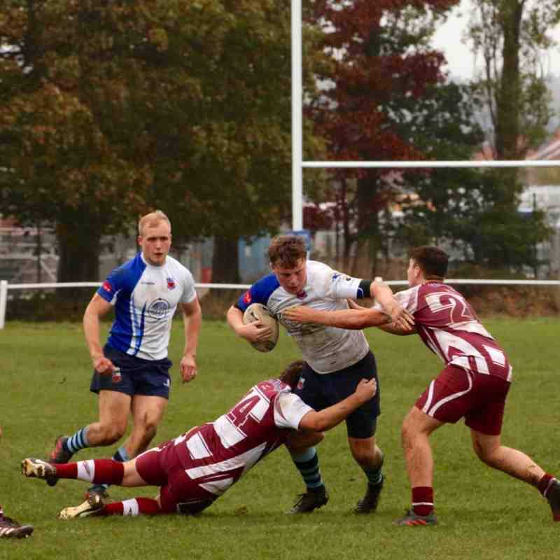 211018 Colts v Wirral Colts
