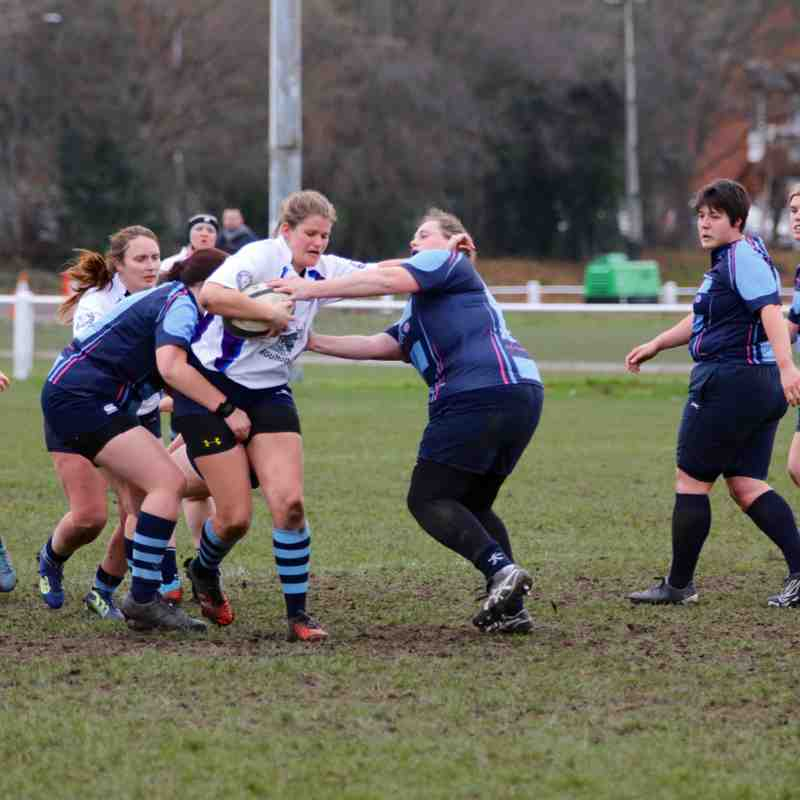 Ladies v Liverpool Collegiate rufc