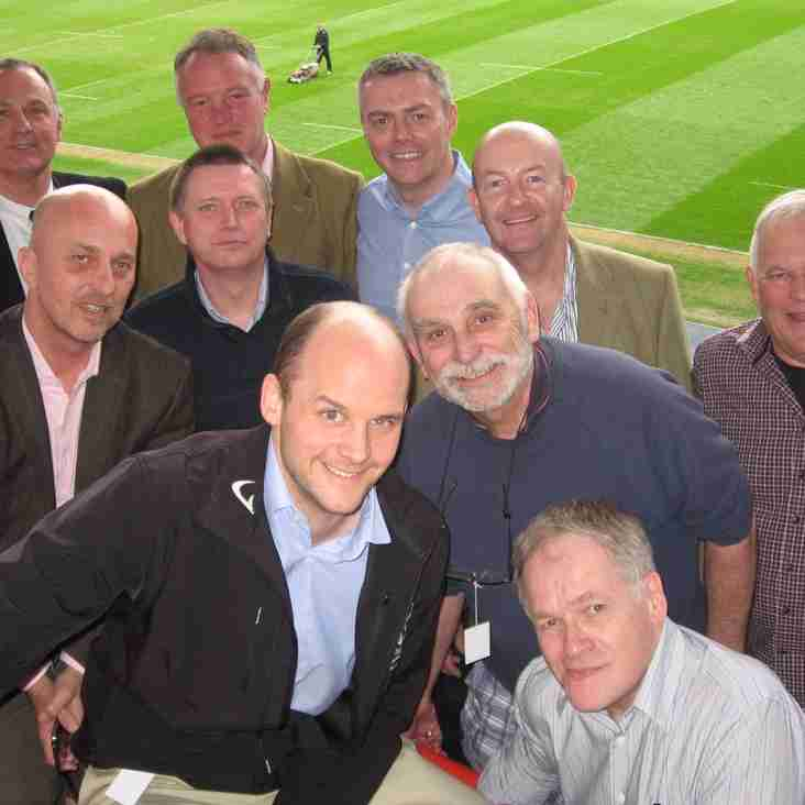 Marlow Volunteers Grand Day Out at London Irish