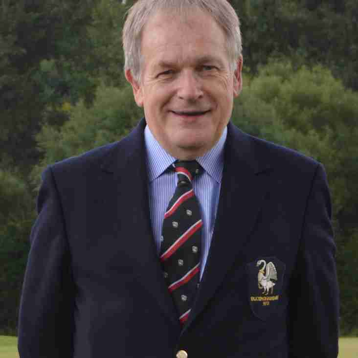 Gwyn Stone becomes County President for 2016-17