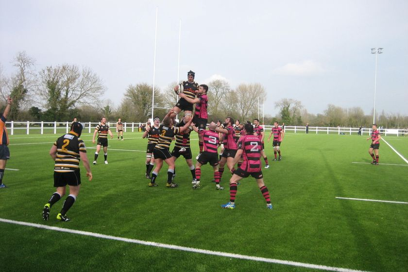 Marlow Beat Aylesbury Away - One Down Four To Go