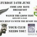 First Lions Test & NatWest Rugby Force Day