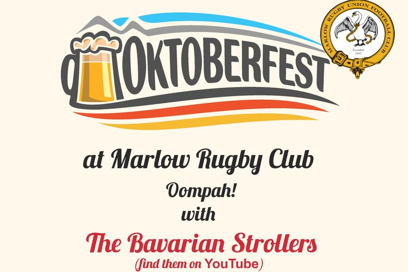 12 Oct - Oktoberfest - oompah with the Bavarian Strollers