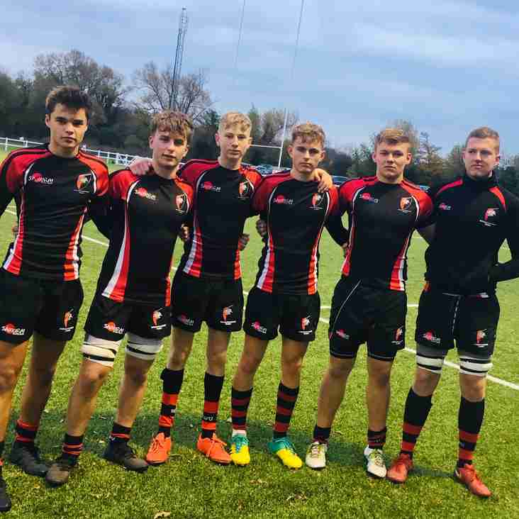 6 Marlow Academy Players in Bucks Squad that Beat Surrey