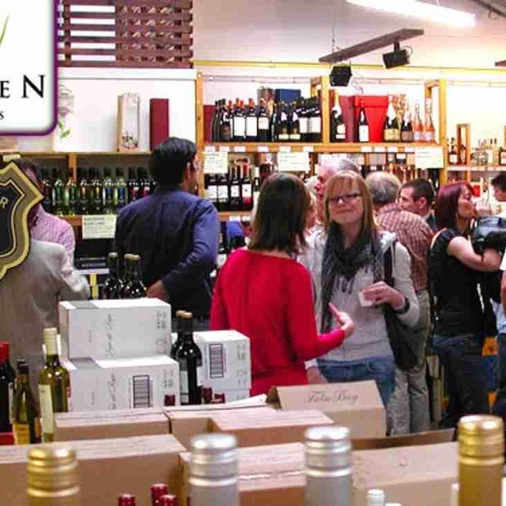Club Wine Tasting 31/03
