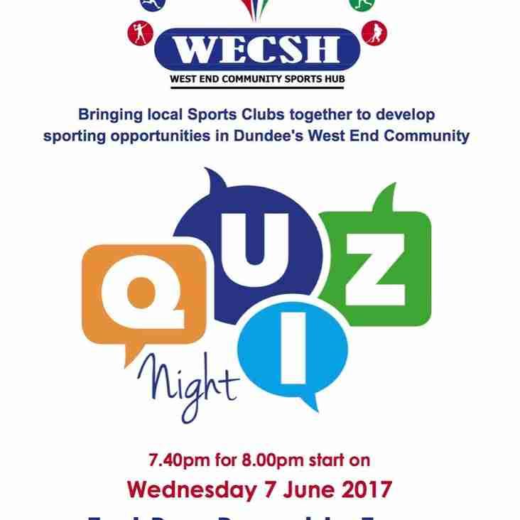 WECSH Quiz Night