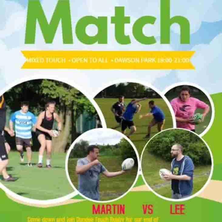 Marathon Match