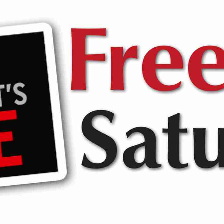 Free Saturday