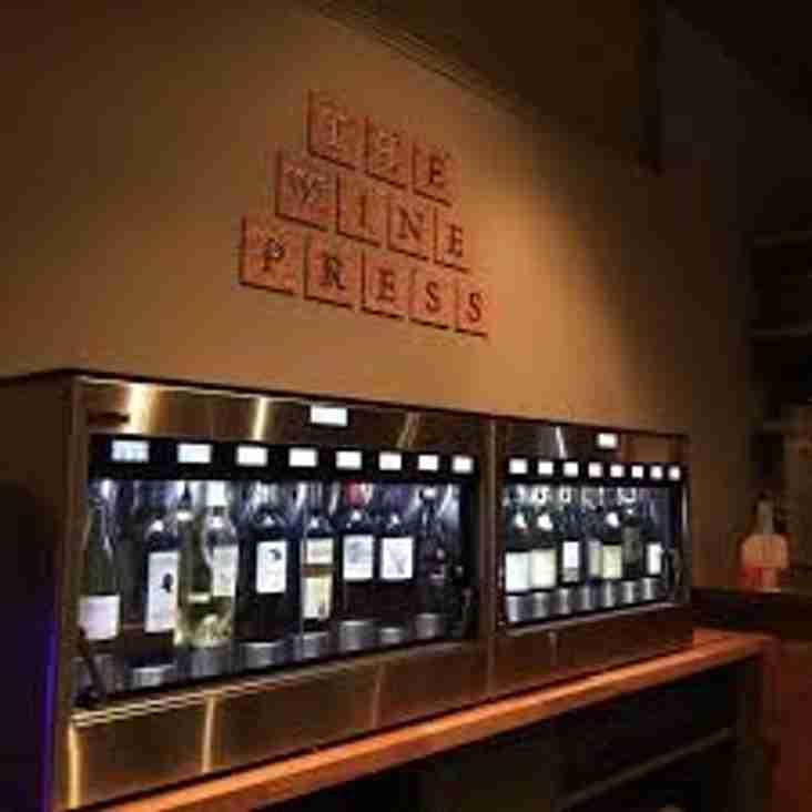 Ball Sponsor v Dunfermline - The Wine Press