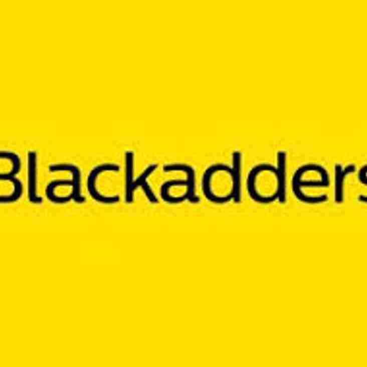 Blackadders sponsor Harris v Strathmore