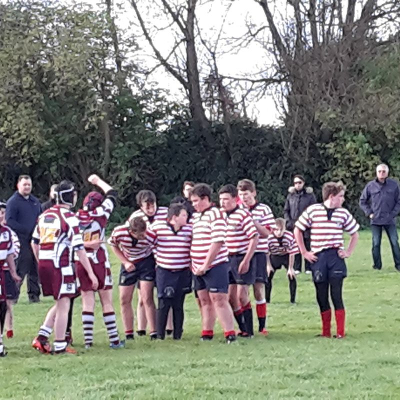 U14's finish on top in end to end clash!!