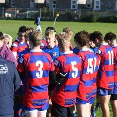 NBRFC U16 vs Weston RFC, 28 Oct 18
