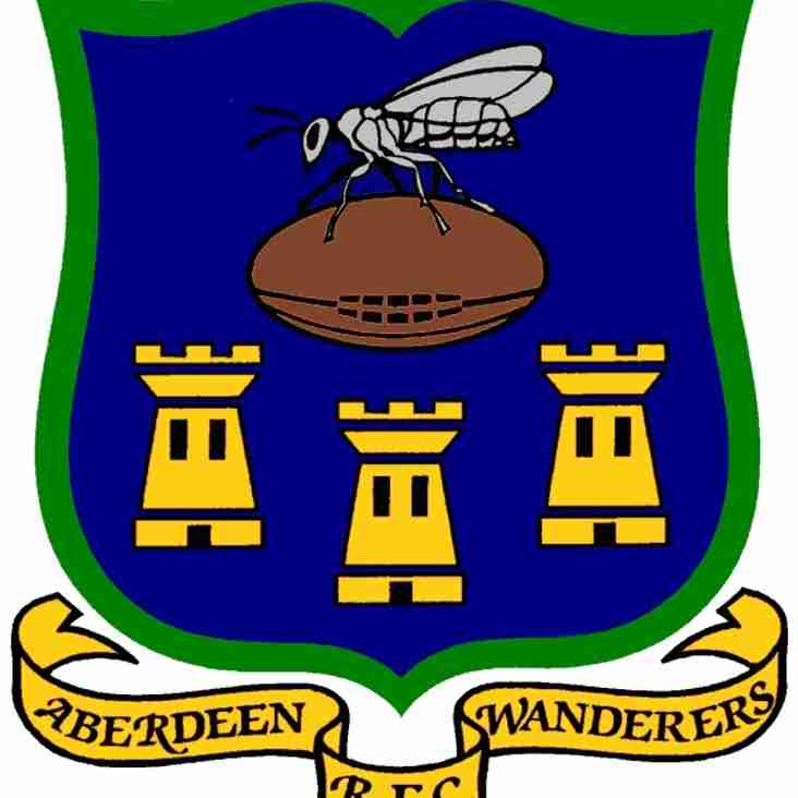 Statement on Aberdeen Wanderers 2nd XV