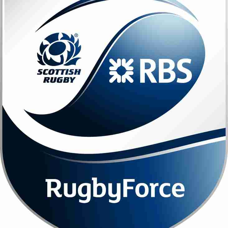 2017 Rugby Force Day at Aberdeen Wanderers RFC