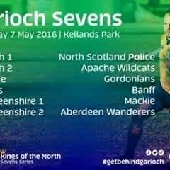Aberdeen Wanderers at Garioch 7s Tourament
