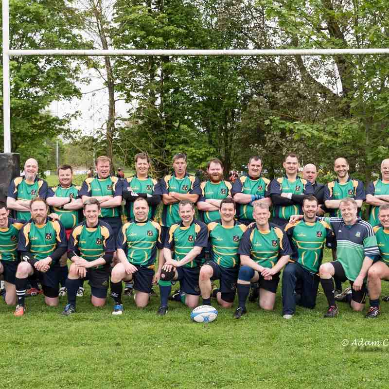 AWRFC - Golden Oldies Festival - 21st May 2016