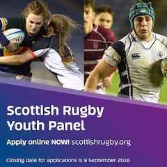 Scottish Rugby Launch Youth Panel