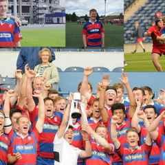 Caledonia Under 18s Champions