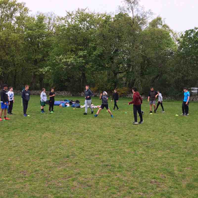 Hazlehead Academy Rugby Taster Session - 19th May 2017