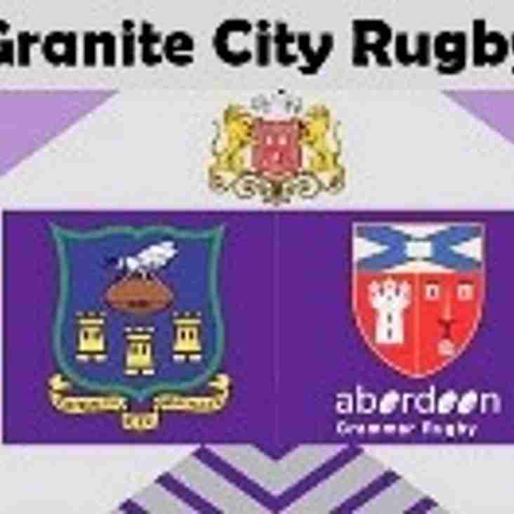 Leaders for the Granite City Under 18s