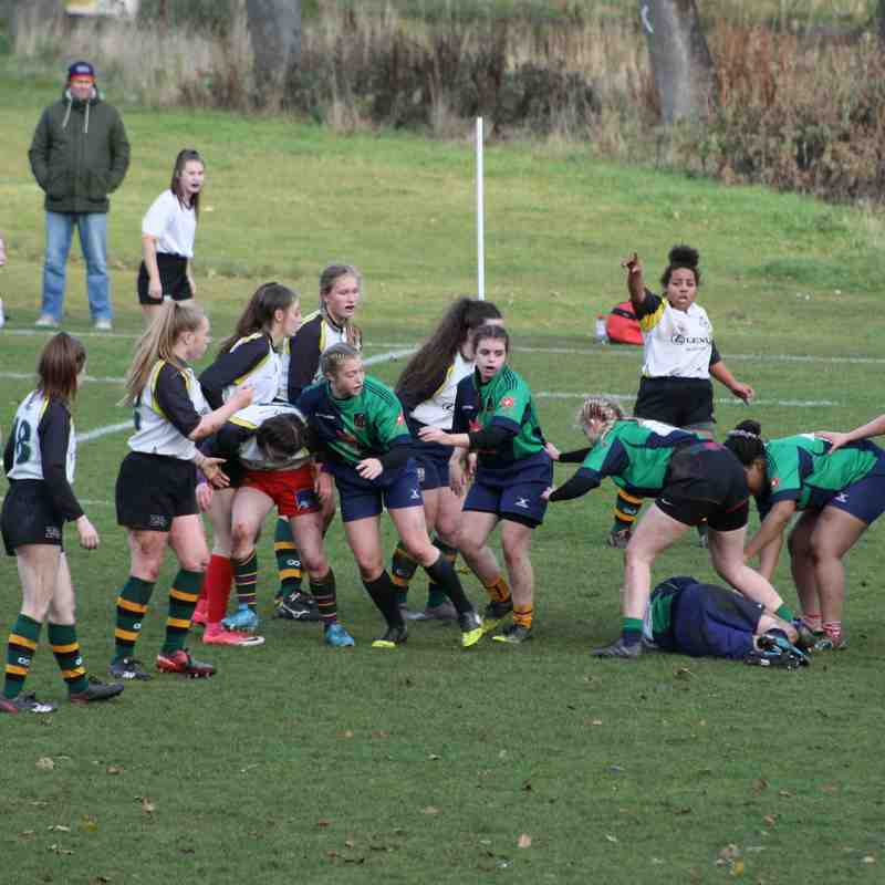 Grampian Girls U18s v Lismore-Cartha Girls - 19th Nov 2017