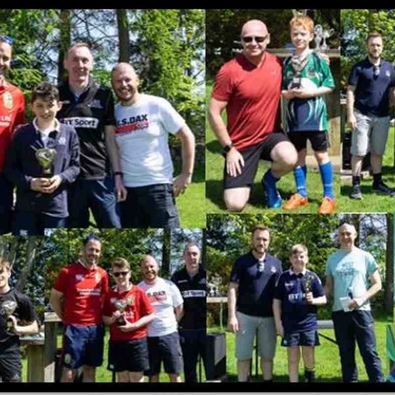 AWRFC 2018 Youth End of Season Day - 19th May 2018