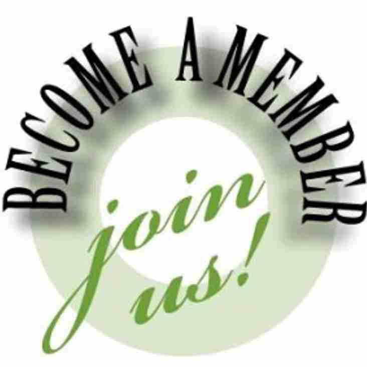 Associate Club Membership is now open