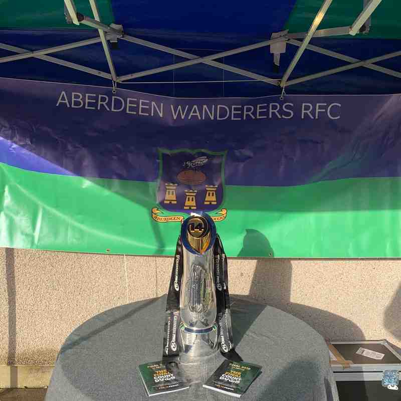 Pro14 Trophy Visit - 2nd May 2019
