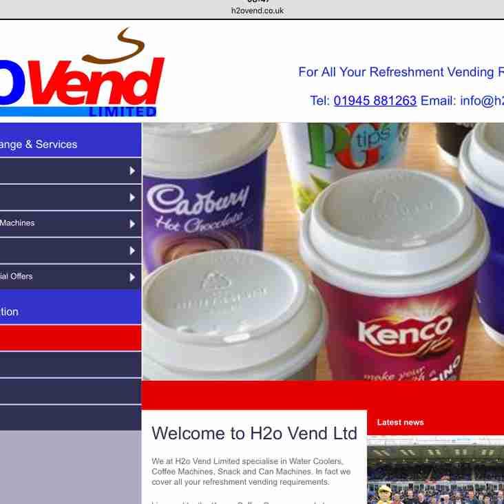 H20 Vend Ltd